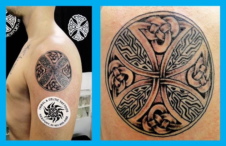 2000bb15d Celtic Cross Tattoo