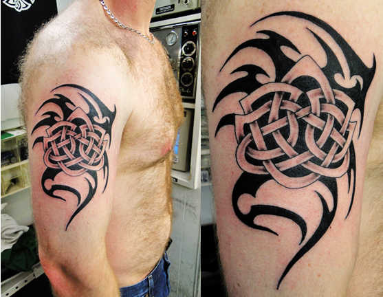 32460240e Celtic Tattoo photographs and images page. Huge collection of Celtic ...