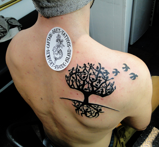Tree of life history and research celtic tattoo shop for Tattoos that represent new life