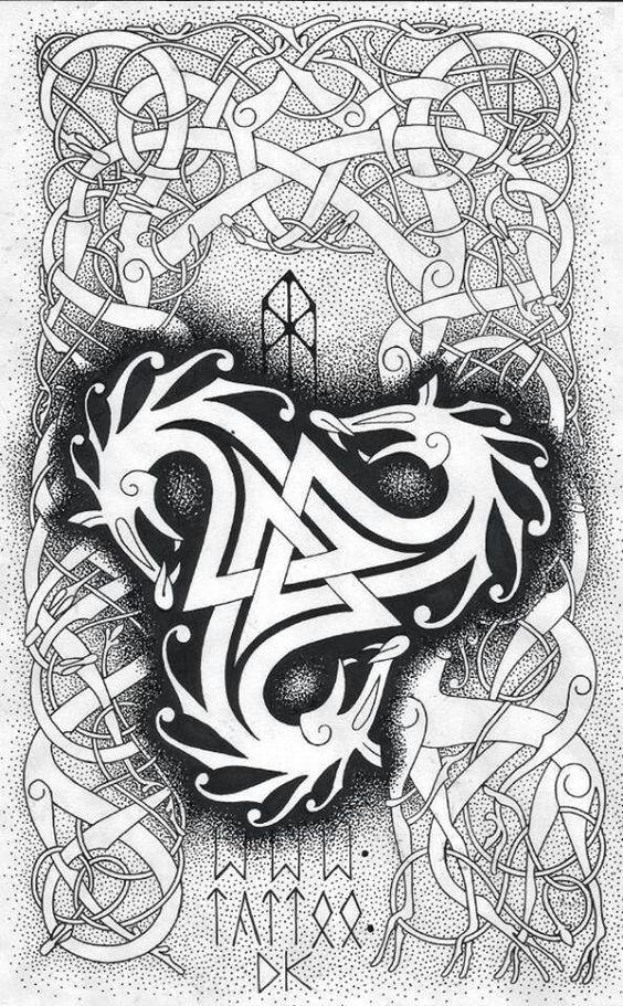 Viking Tattoo Newport Ri Viking Tattoos Art History Images