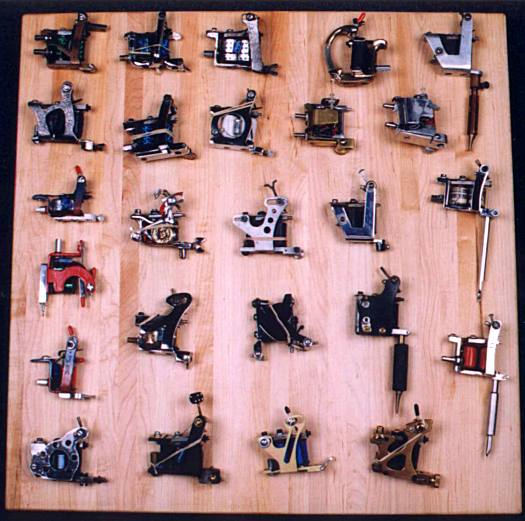 tattoo machine picture by H0STILE666 - Photobucket