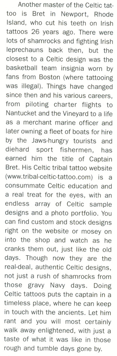 Celtic Tattoos: History, Culture and Meaning on Whats-Your