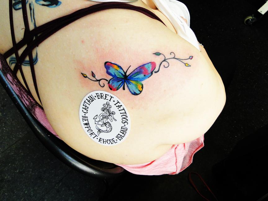 1ae556121 Custom, Traditional and Modern Tattoos Portfolio by Captain Bret ...